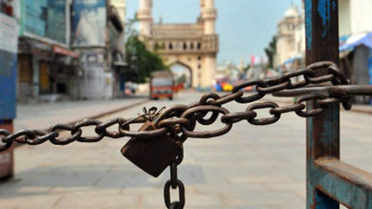 more indian states declare complete lockdown