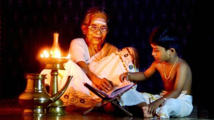 ramayana month begins kerala