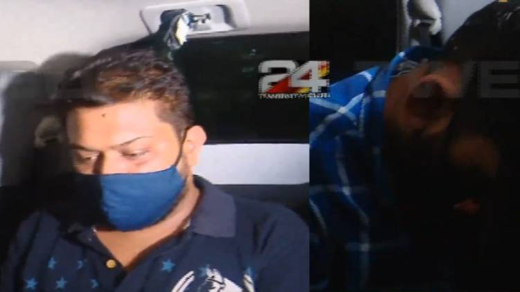 gold smuggling culprits escaped quarantine arrested