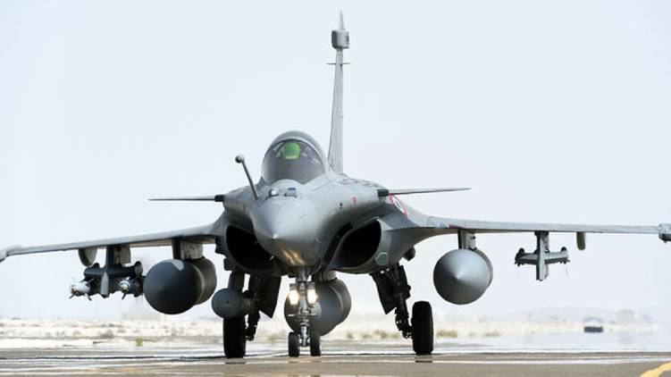 india to deploy rafale fighter jets in border