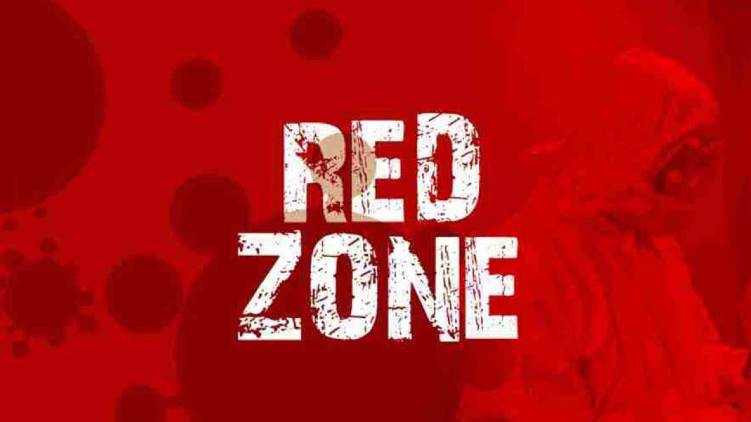 kollam some parts classified into red zone
