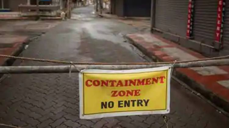 four more areas classified as containment zone kochi