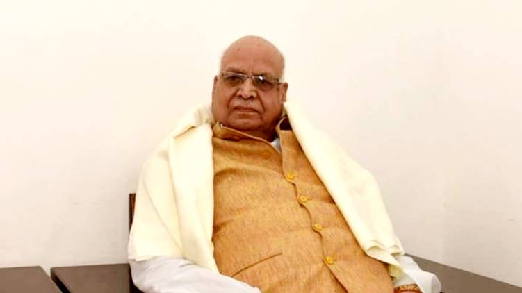 Madhya Pradesh Governor Lalji Tandon passes away