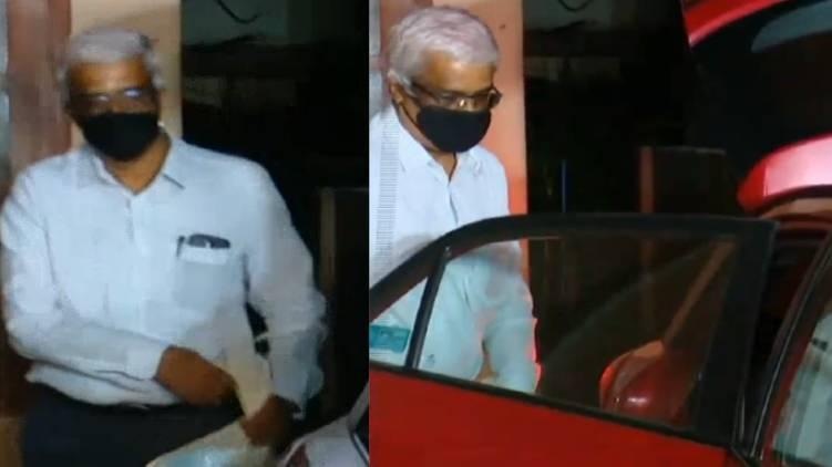 m sivasankar set out to kochi for interrogation