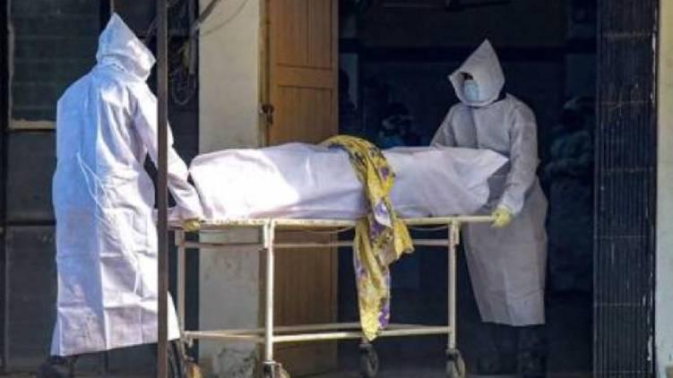 covid death reported in idukki
