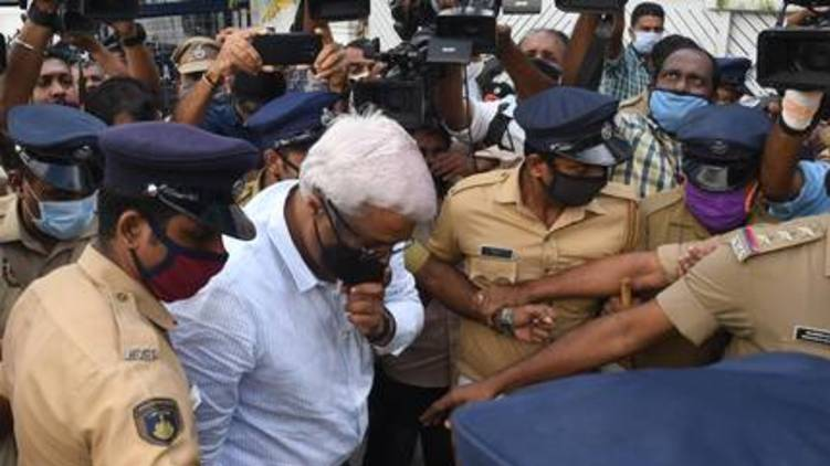 m sivasankaran may become witness in gold smuggling case