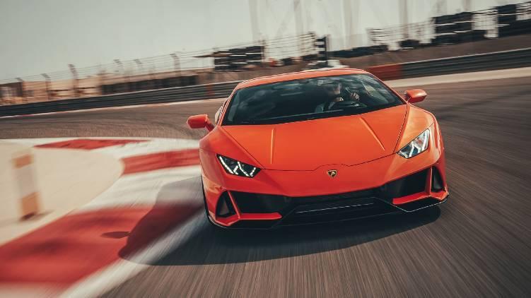man bough Lamborghini using covid aid loan