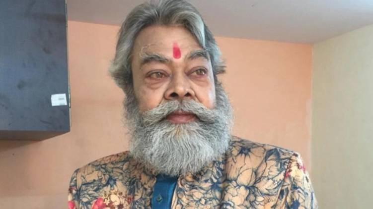 anupam shyam hsopitalized