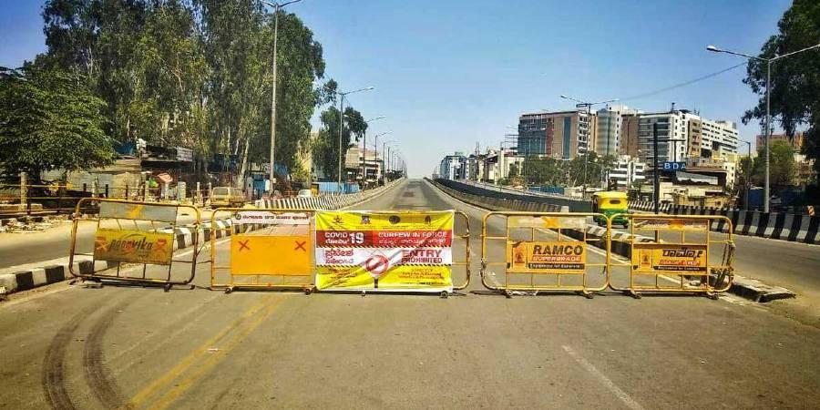 Bengaluru lock down extended