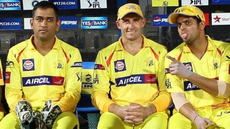 Michael Hussey about ms dhoni