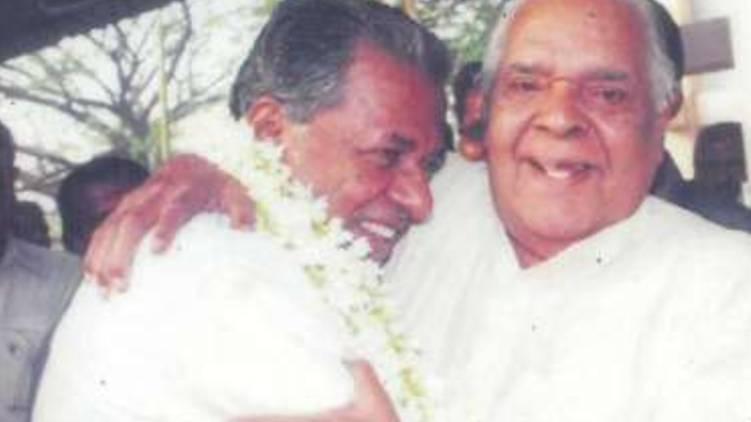 CM condoles death of Rairu Nair