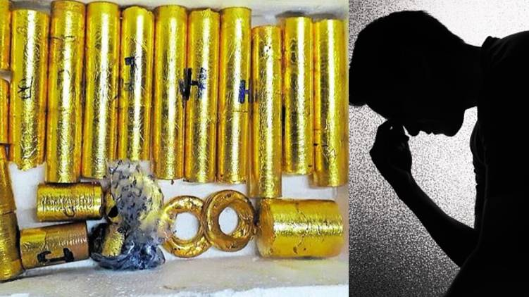 gold smuggled disguising as food finds customs