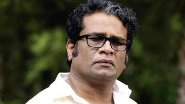 Actor Harish against Wcc