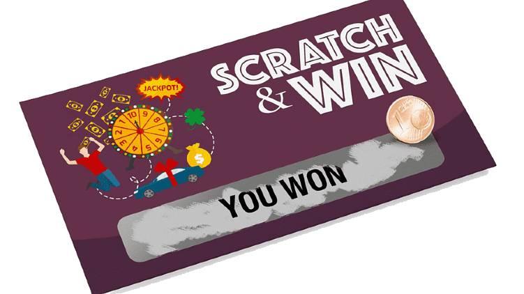 scratch and win