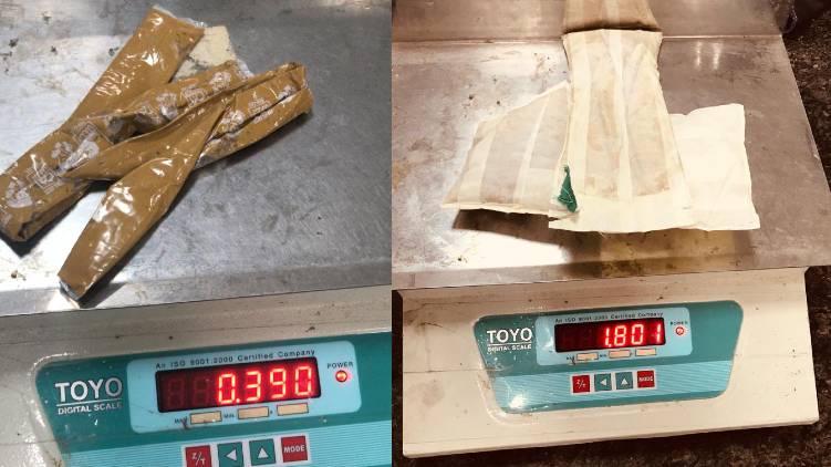 Karipur, gold smuggling