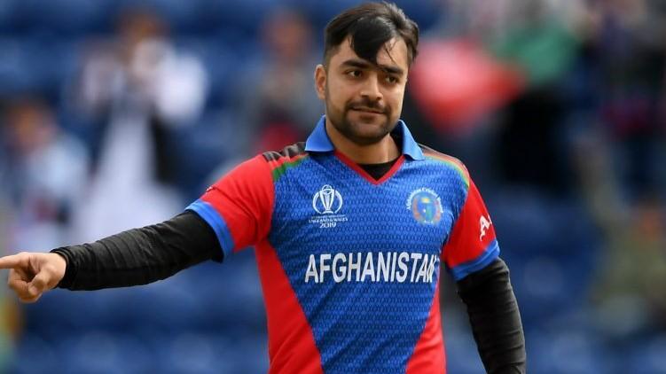 rashid khan World Cup