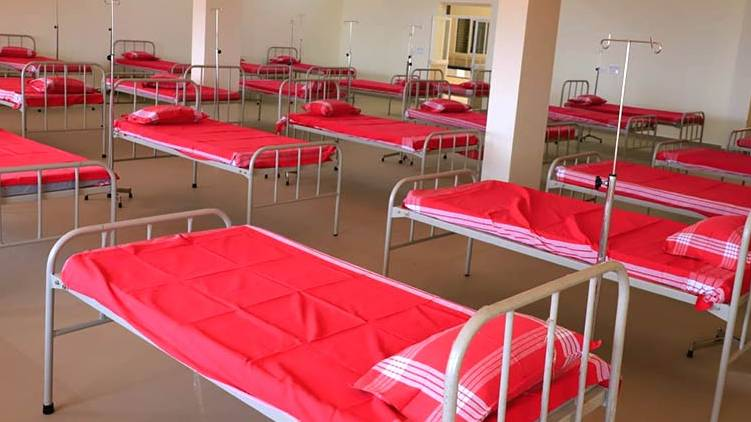 First Line Treatment Center