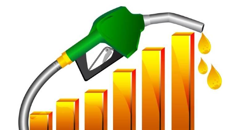 Diesel prices rise