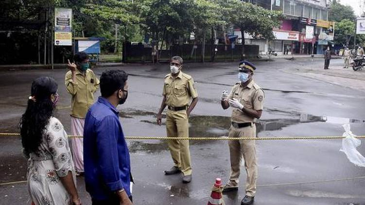 Complete lockdown in Kozhikode