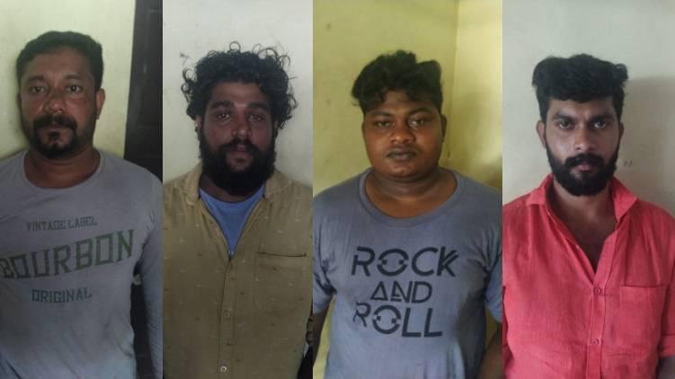 gunda gang arrested