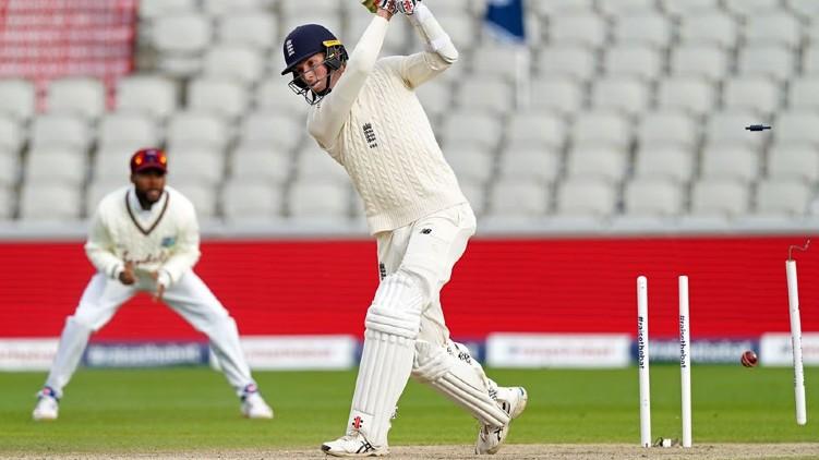 England west indies innings