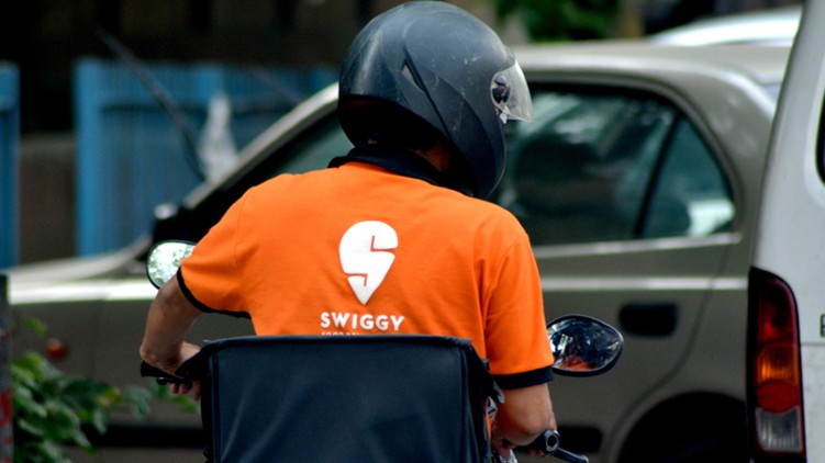 Swiggy dish India lockdown