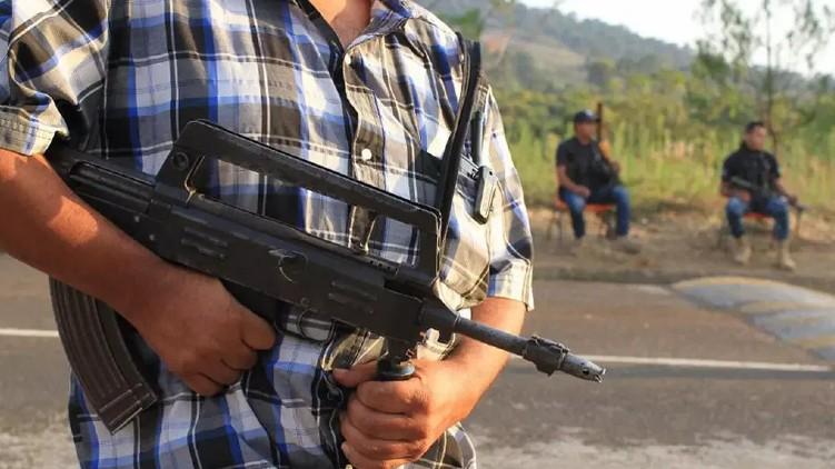 Colombia Gangs COVID-19 Lockdown