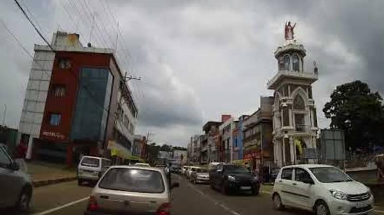 ettumanoor town