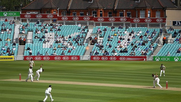 fans allowed england cricket