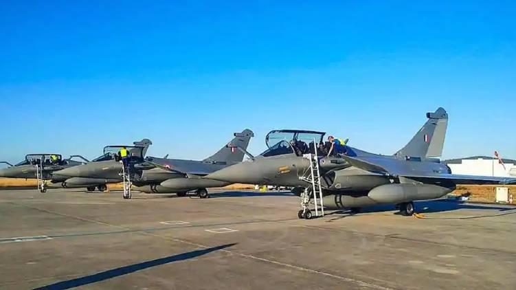 rafele aircraft