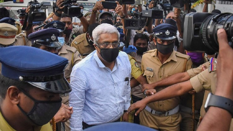 m shivashankar released questioning