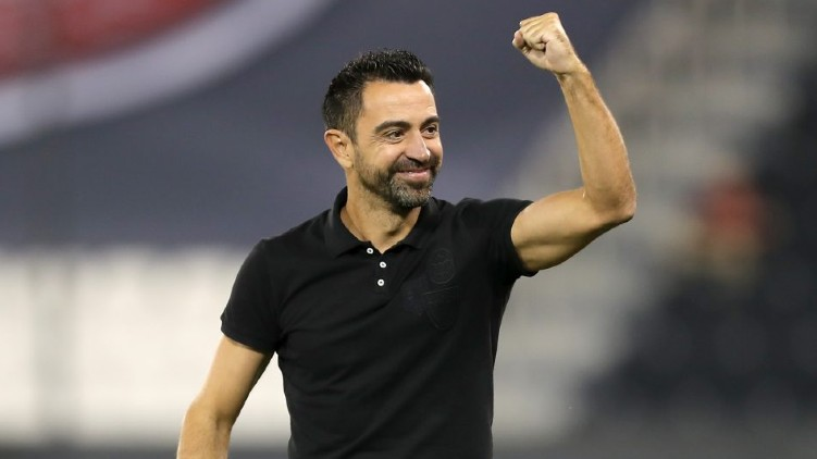 xavi tested negative covid