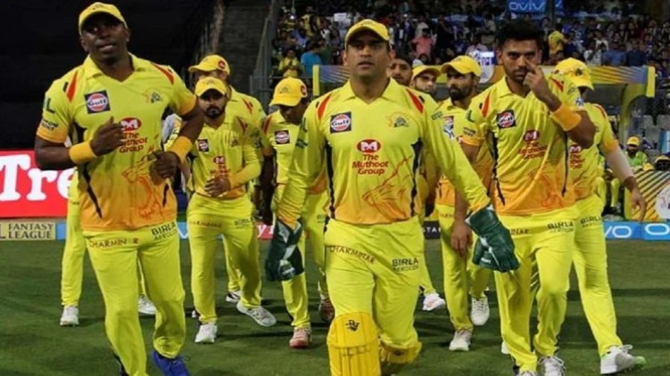 csk leave india august