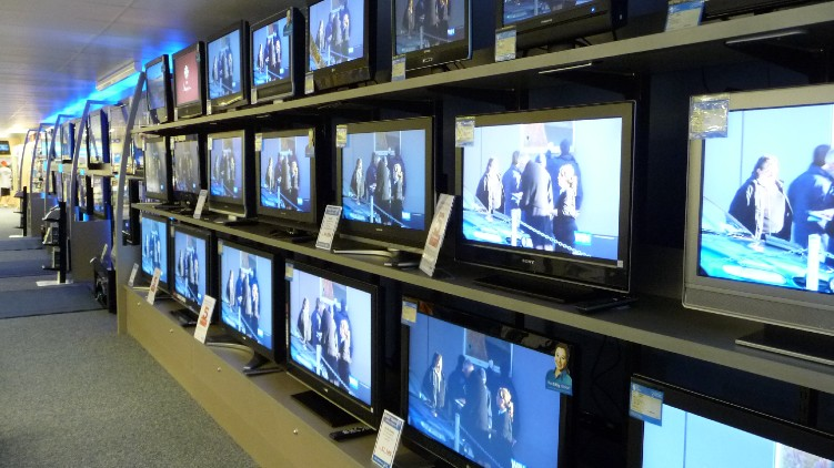 India import televisions restricted