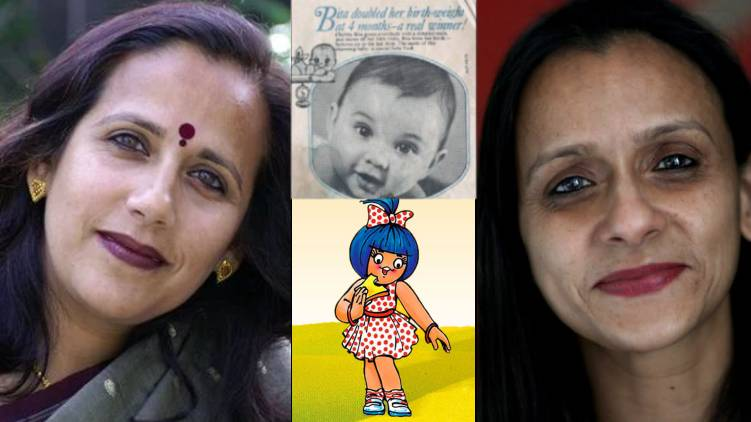 shashi tharoor sister first amul baby story