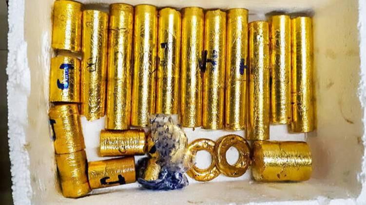 thiruvananthapuram gold smuggling c apt employee statement may record