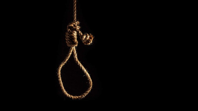 accused hanged police station