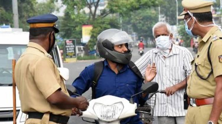 Lockdown violation; 761 cases were registered