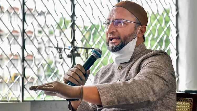Hindu Sena Asaduddin Owaisi
