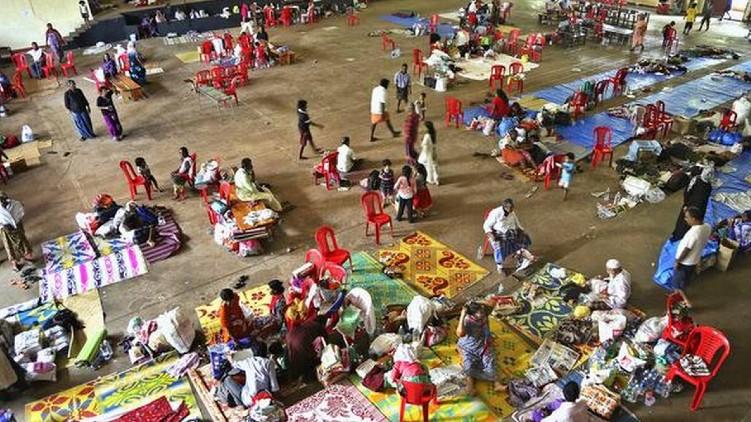 relief camps meenachil erattupetta