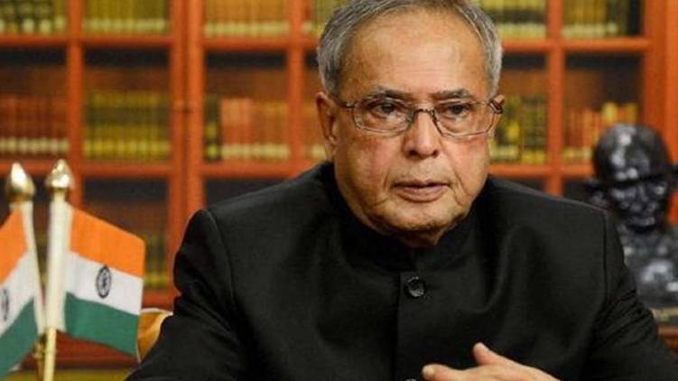 Former President Pranab Mukherjee on underwent a brain surgery