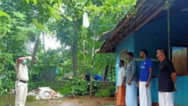 No stern action against police officer airindia crash plane crash Air India flight