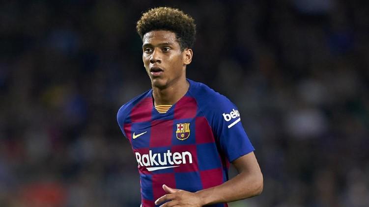 Barcelona defender Todibo Covid-19