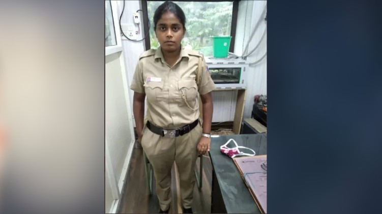 Woman Police officer arrested