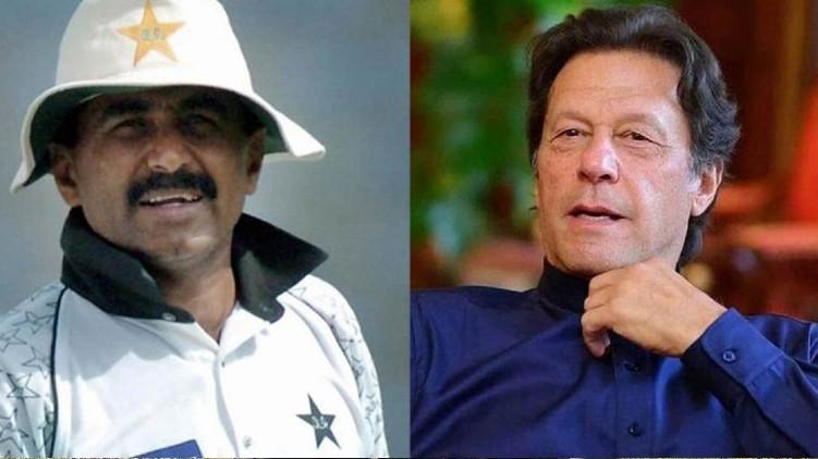 Javed Miandad Imran Khan