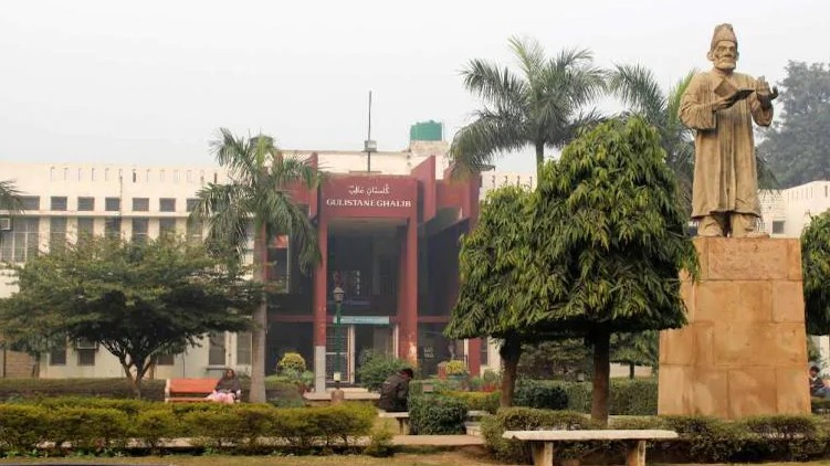 Jamia Millia tops rankings