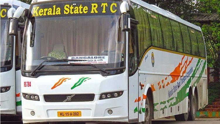 kerala rtc interstate
