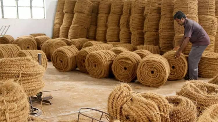 coir production