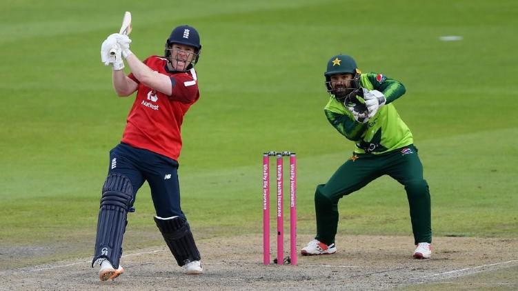 england won against pakistan