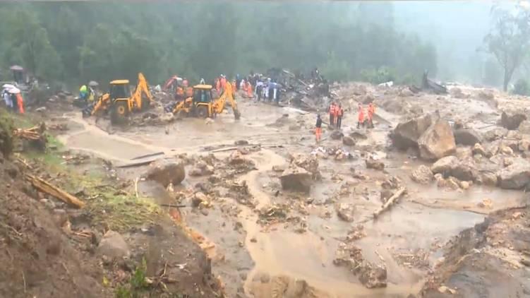 munnar landslide